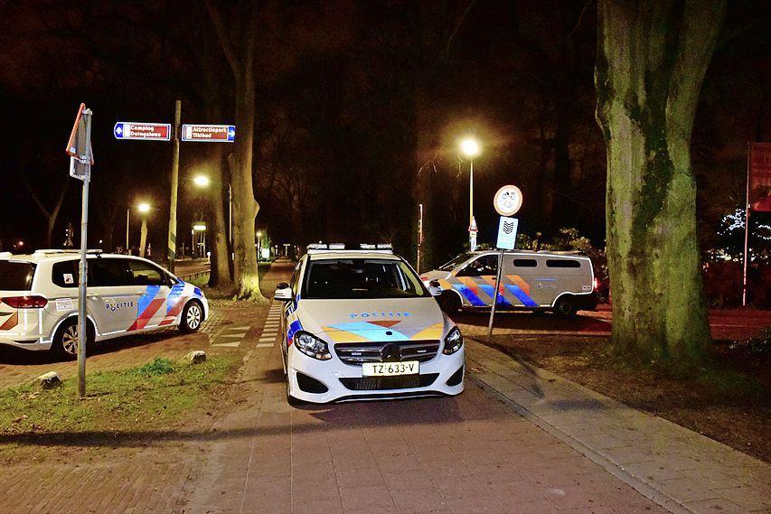 Traumahelikopter landt na mishandeling op terrein van Duinrell in Wassenaar [update]