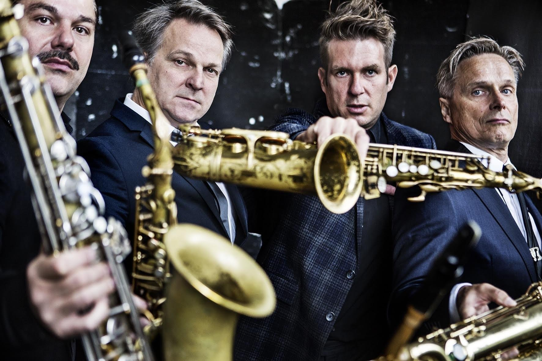 Artvark Saxophone Quartet graaft in 'Trance' naar muzikale schatten