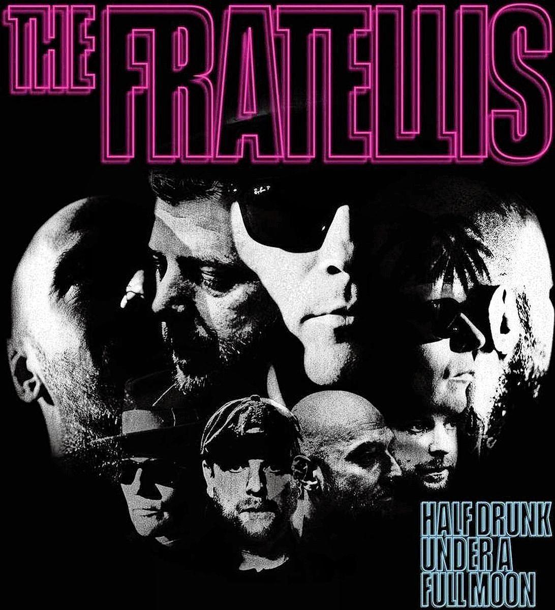 The Fratellis komen met spectaculaire nieuwe jubelsound. Niet meer die band van 'Tududu tududu tudududududum'