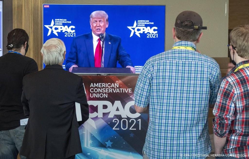 Trump zinspeelt op mogelijke deelname presidentsverkiezingen