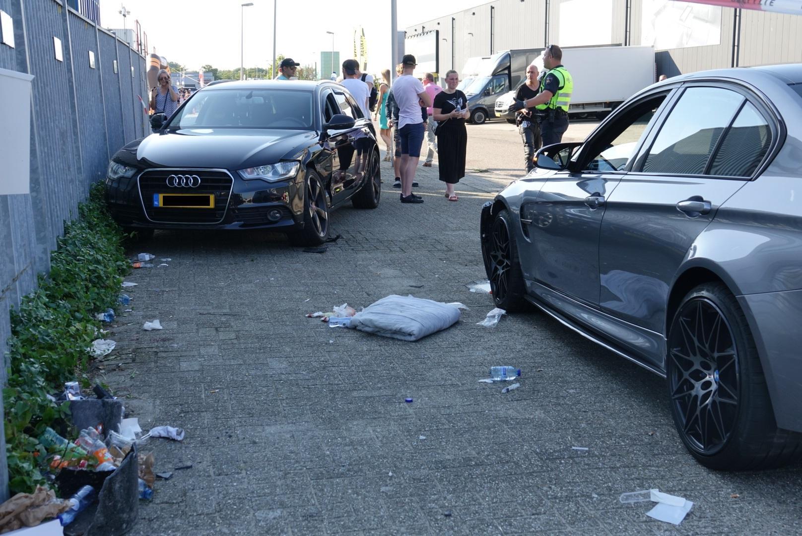 39-jarige man uit Badhoevedorp rijdt in op publiek bij auto-evenement Carbecue, drie mensen gewond