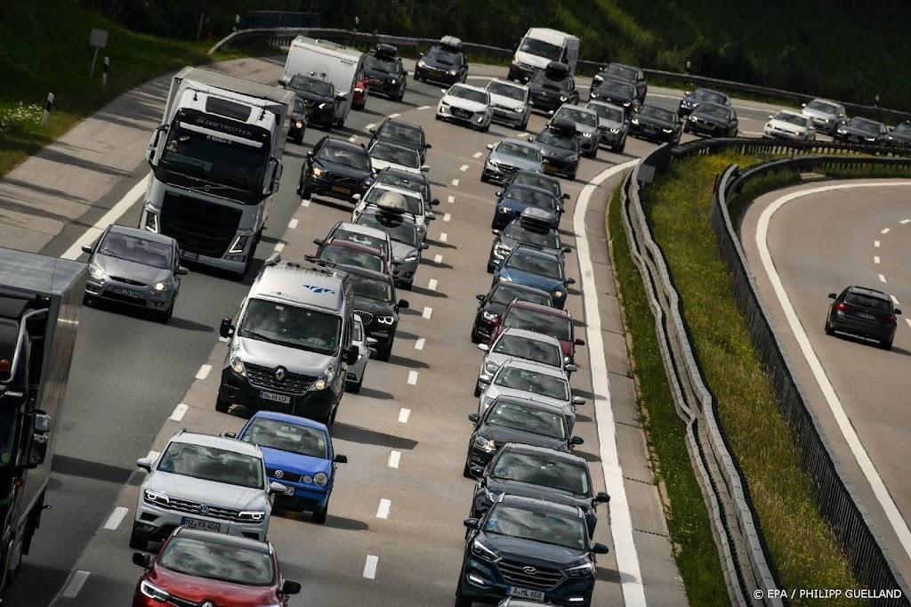 ANWB verwacht verkeersdrukte in Duitsland