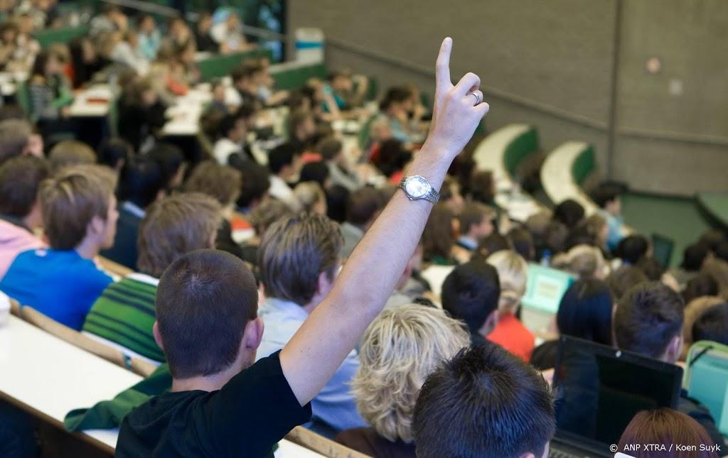 Recordaantal studenten ingeschreven bij universiteit door corona