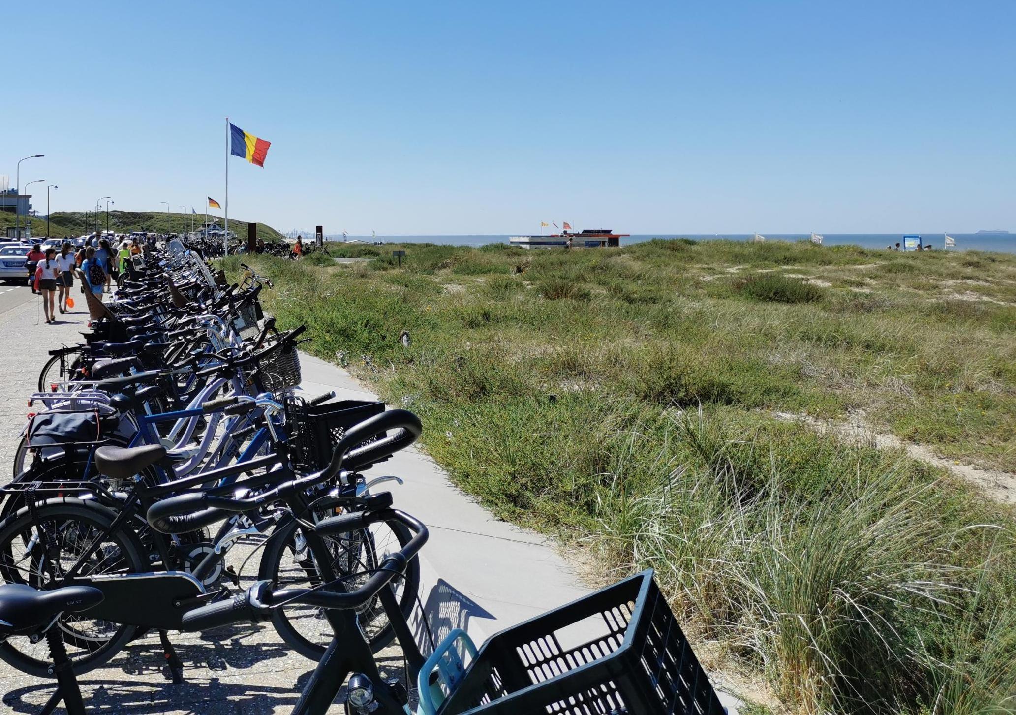 Katwijkse boulevard in de ban van fietsendieven; elf keer meer diefstallen dan vorig jaar
