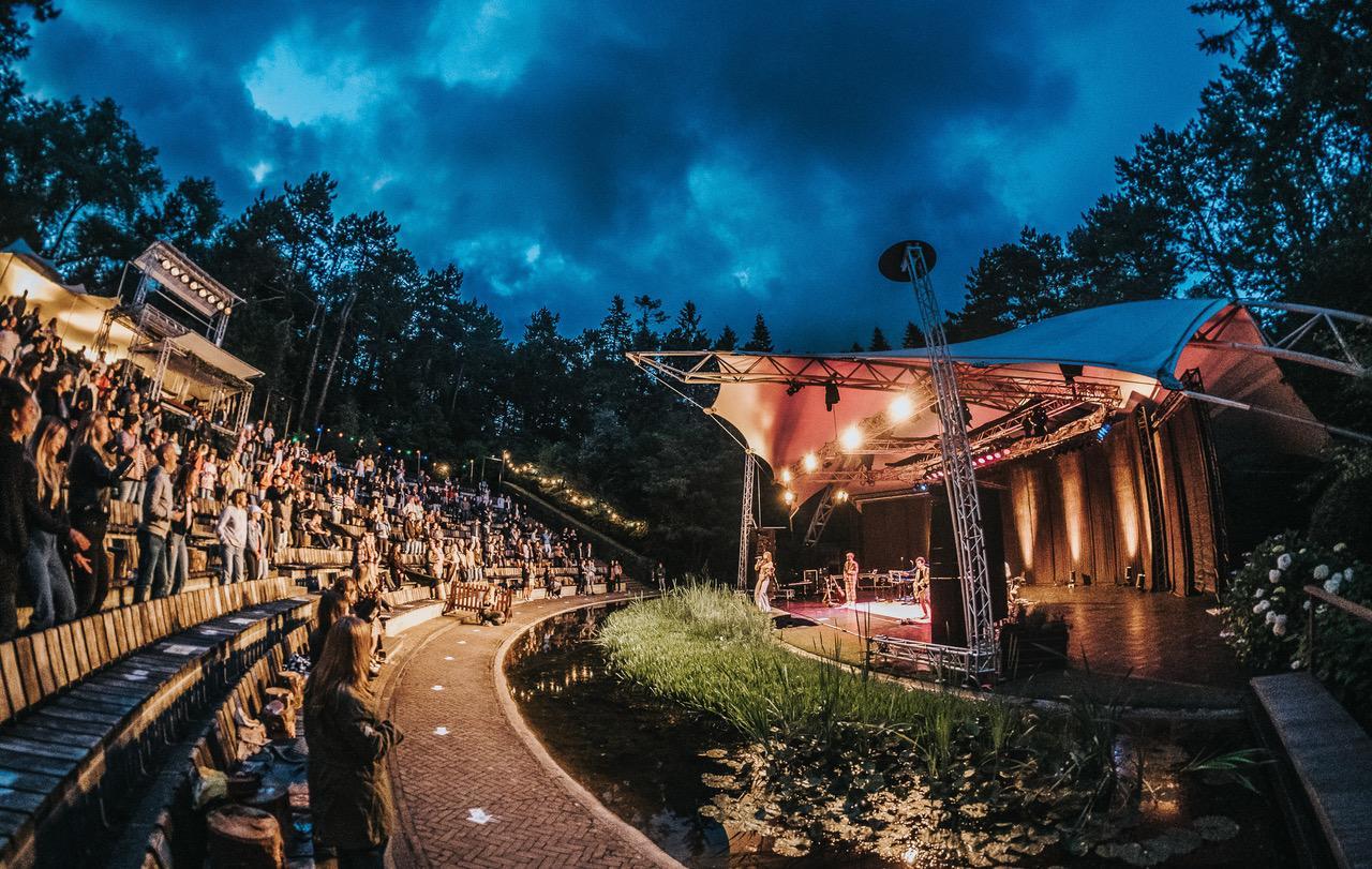 'In april leek 2020 een rampzalig jaar te worden', meldt openluchttheater Caprera. Het pakte anders uit in Bloemendaal