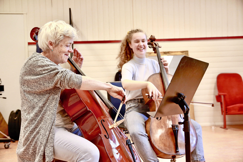 KOEL wil dat elk kind kennis maakt met muziek: 'Samen muziek maken is het mooiste dat er is'