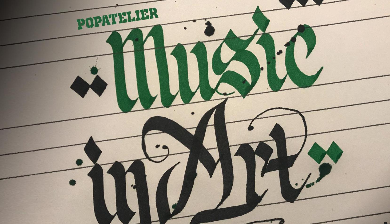 Tip van de redactie: Songteksten schrijven en lp-hoezen ontwerpen bij Music in Art