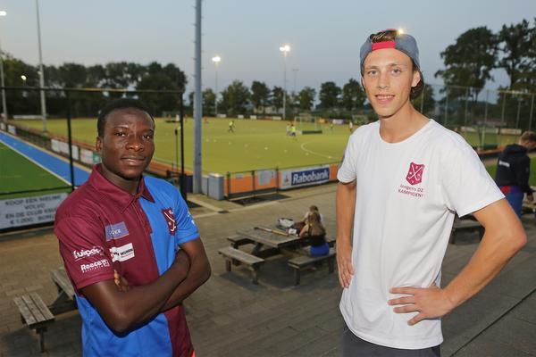Samuel Tagwireyi: Zambiaan in 'hockeyparadijs'