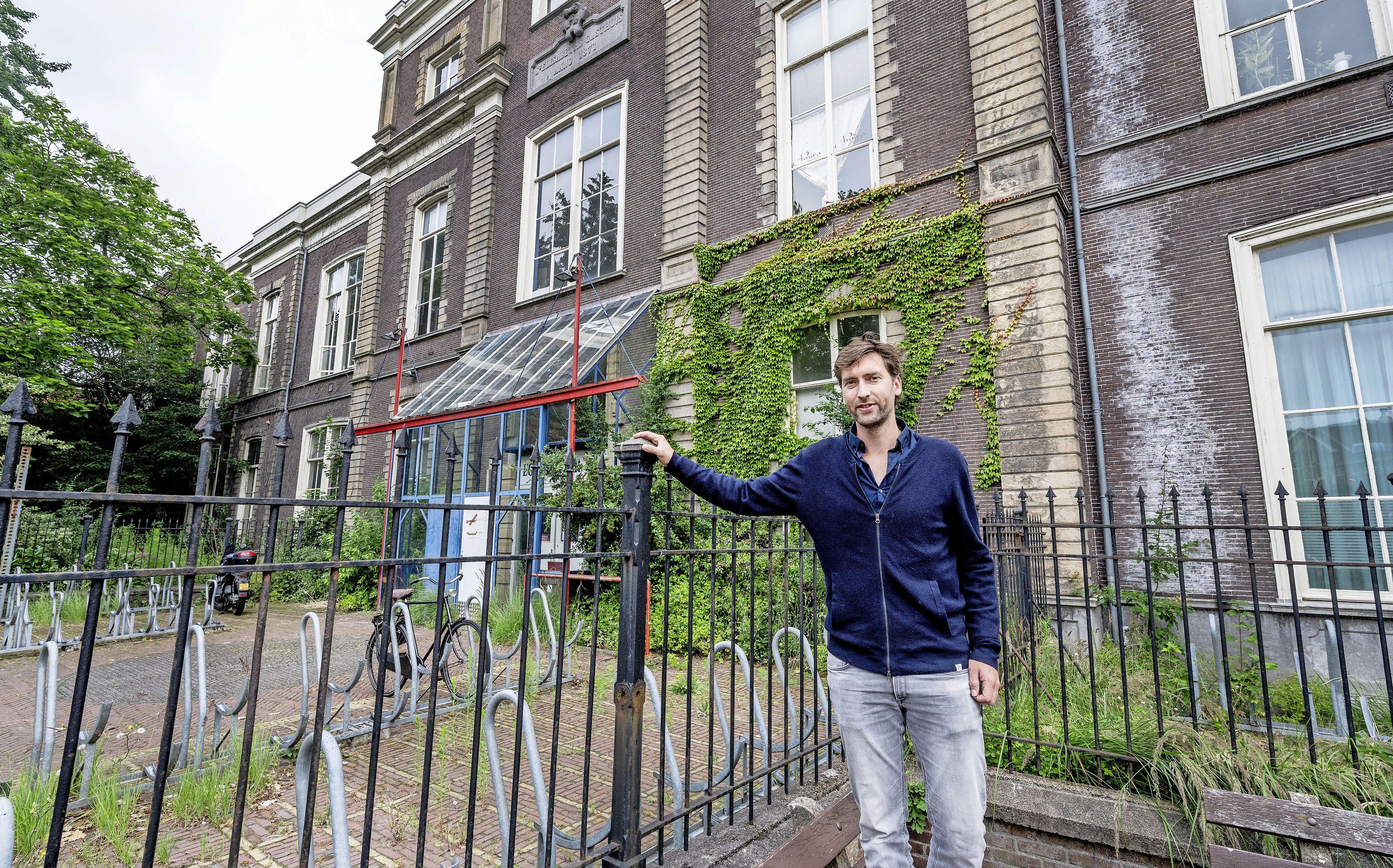 'Geef de gekte meer ruimte in de stad', Haarlem door de ogen van architect Joeri van Ommeren