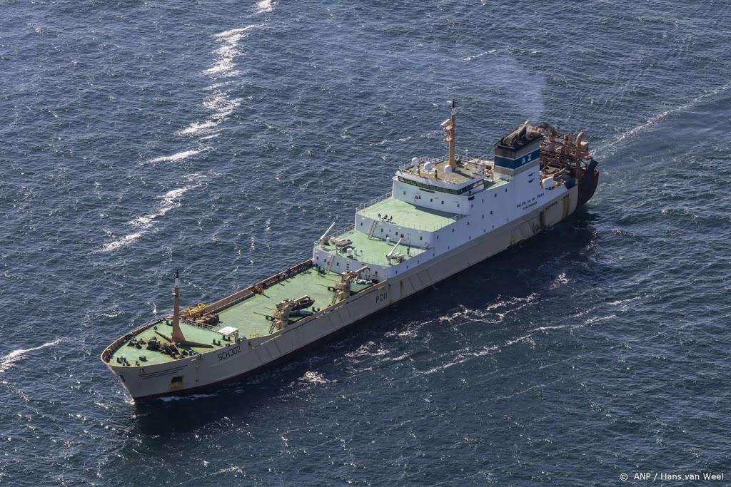 Oplossing voor schepen met fosfine in zicht