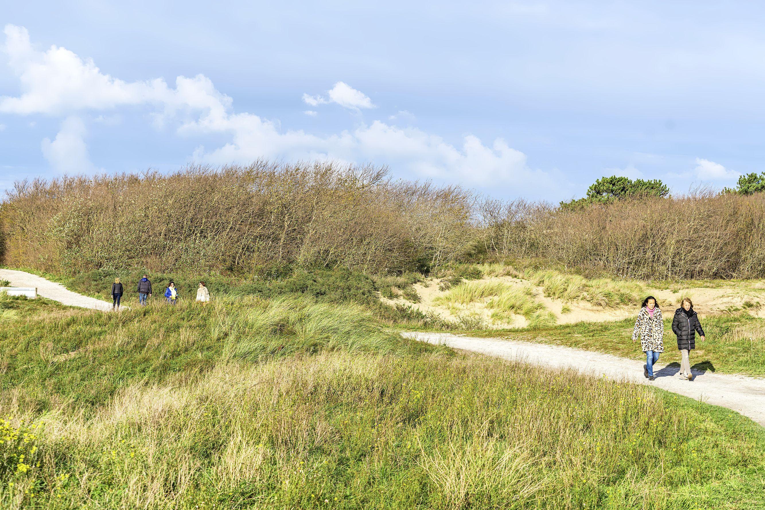 Ondernemers in toeristische sector verhalen over de Hollandse Duinen
