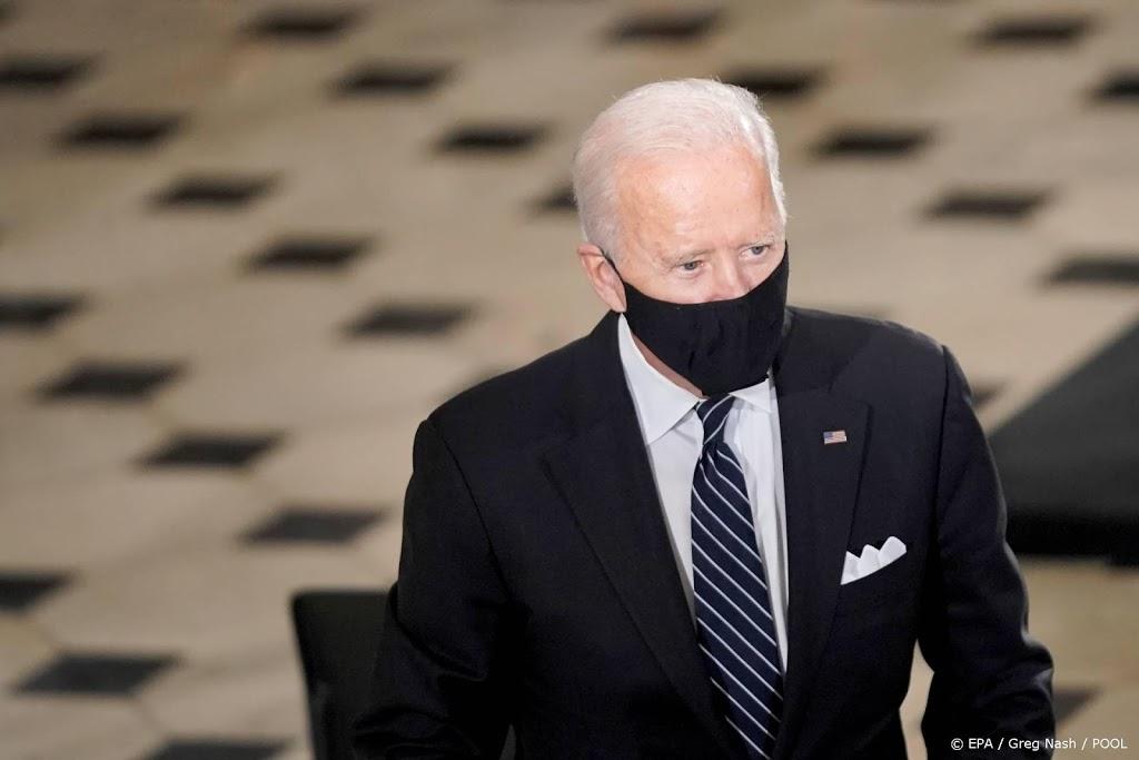 Presidentskandidaat Biden wijst Trumps eis voor drugstest af