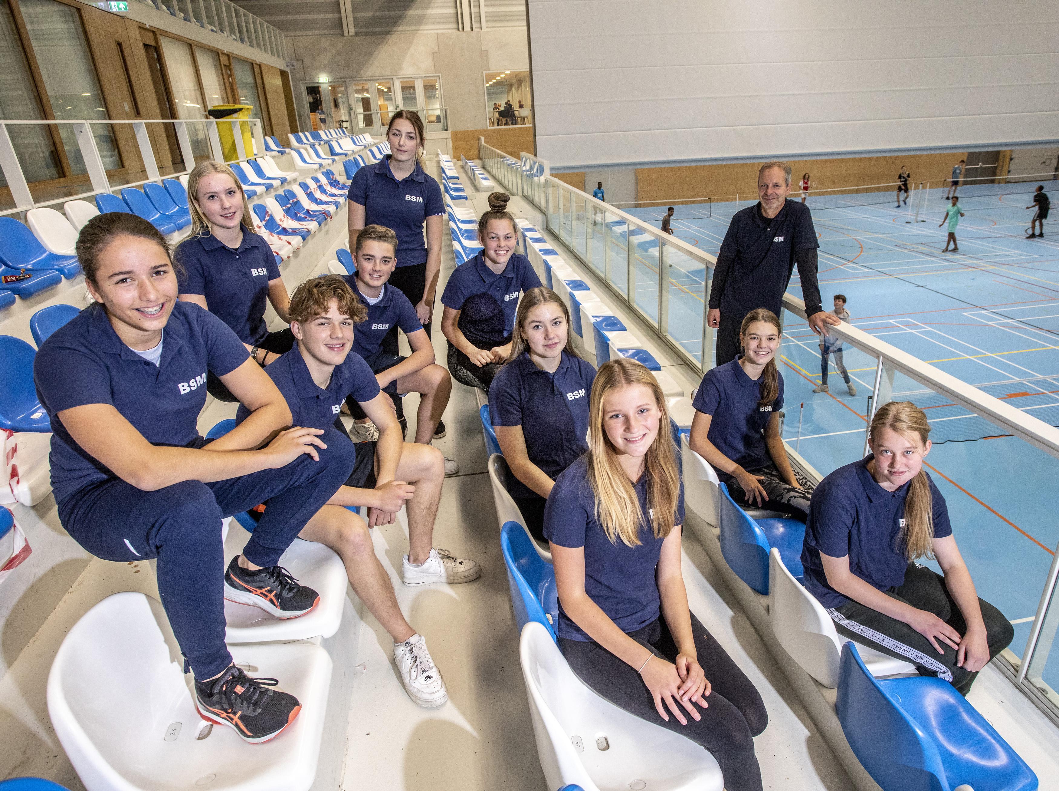 Leerlingen Haarlemmermeer Lyceum: meer kans op toelating tot sportacademie
