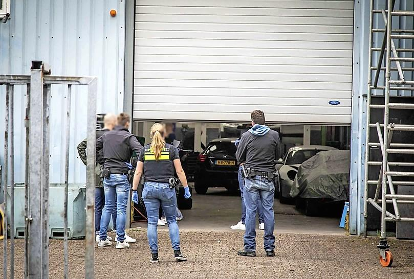 Drugspand aan Ampèrestraat op last van burgemeester half jaar dicht