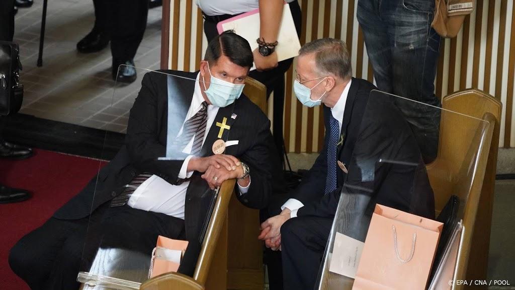 Taiwan beschuldigt China van schenden luchtruim