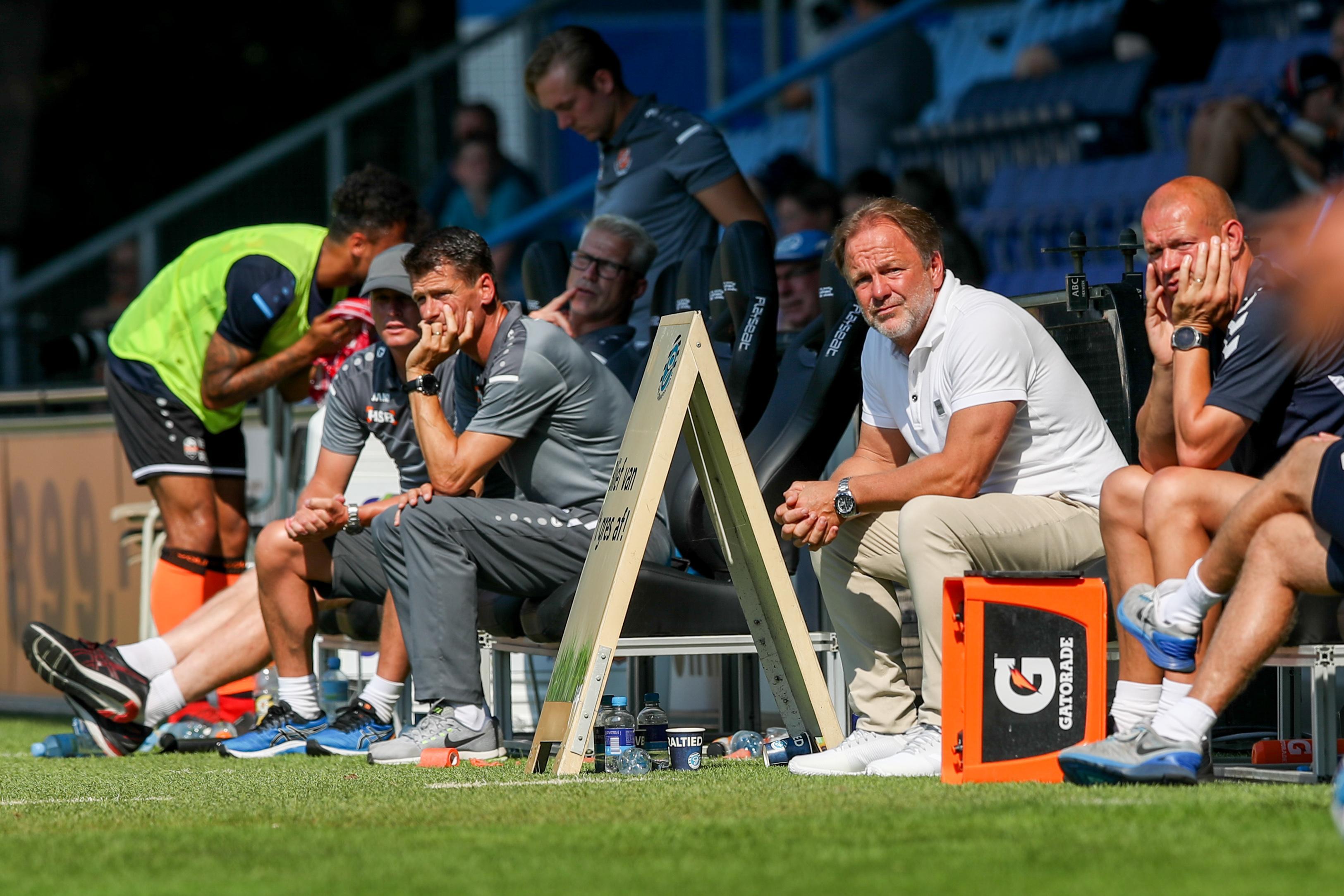 Volendam verder dan rivaal De Graafschap; 2-1 winst in oefenduel