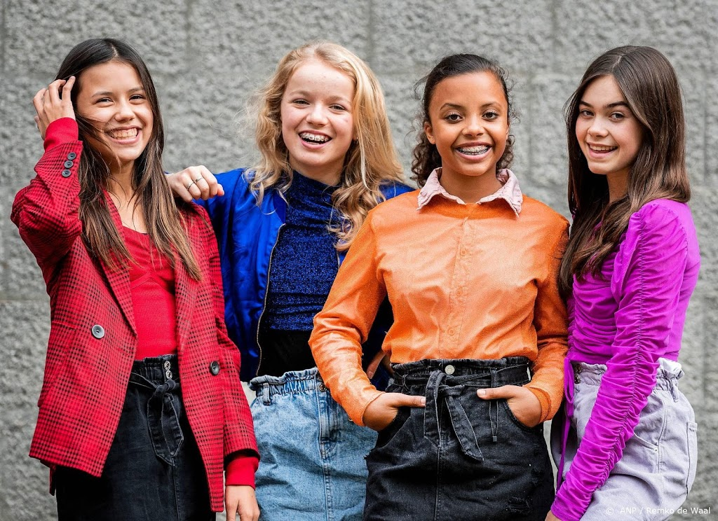 Nederland vierde bij Junior Eurovisiesongfestival