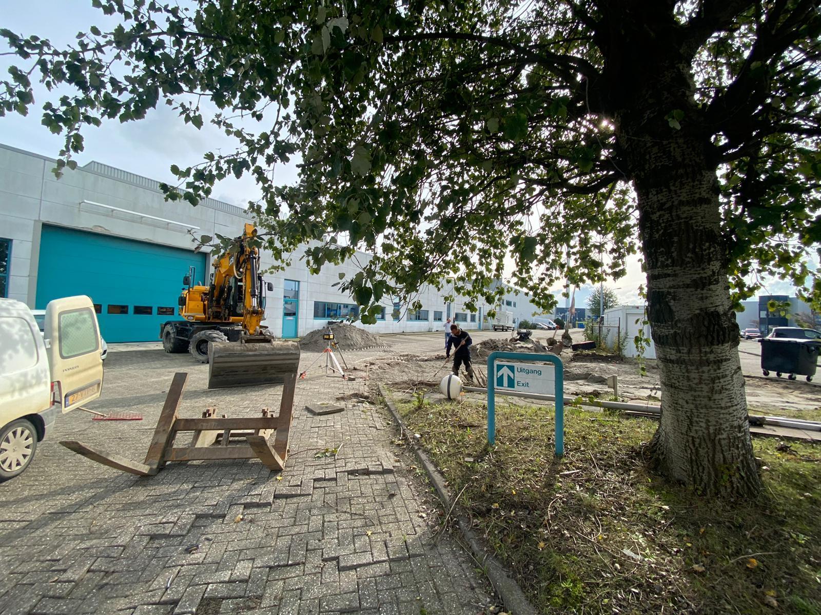 Teststraat Zaandam straks klaar voor de winter, én voor meer testcapaciteit. GGD: 'Straks kunnen we 250 meer coronatests afnemen'
