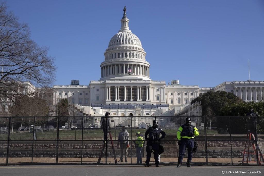 FBI ziet bestorming Capitool als binnenlands terrorisme