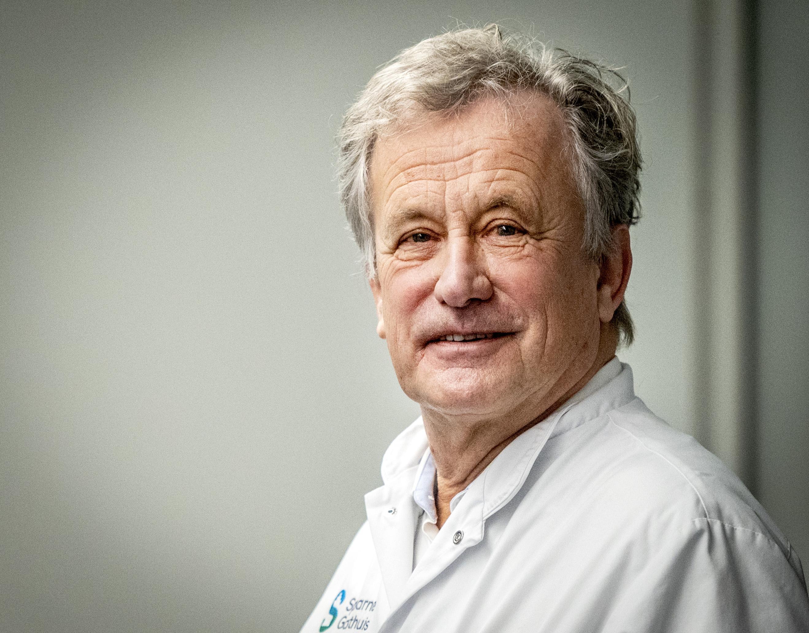 Nierspecialist Wim van Dorp stopt bij Spaarne Gasthuis: 'Ik heb alles gegeven, zelfs mijn eigen nier'