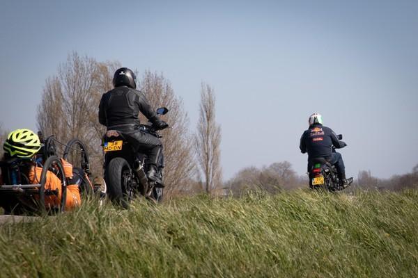 Proefafsluiting Zuiderdijk: negen weekenden geen toegang voor motoren