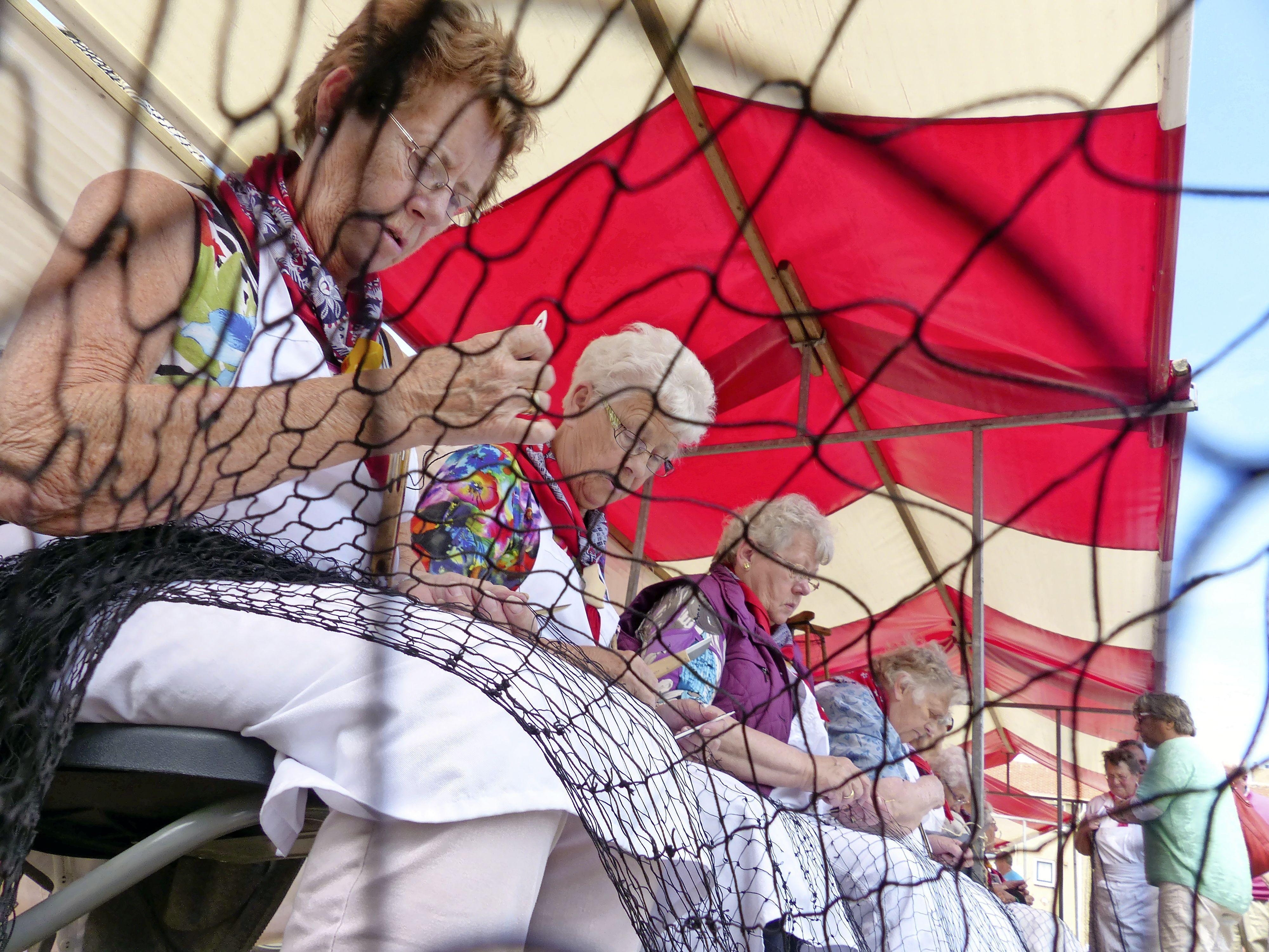 Weer toeristenmarkt in Katwijk: 'Ondernemers krijgen weer de kans te ondernemen'