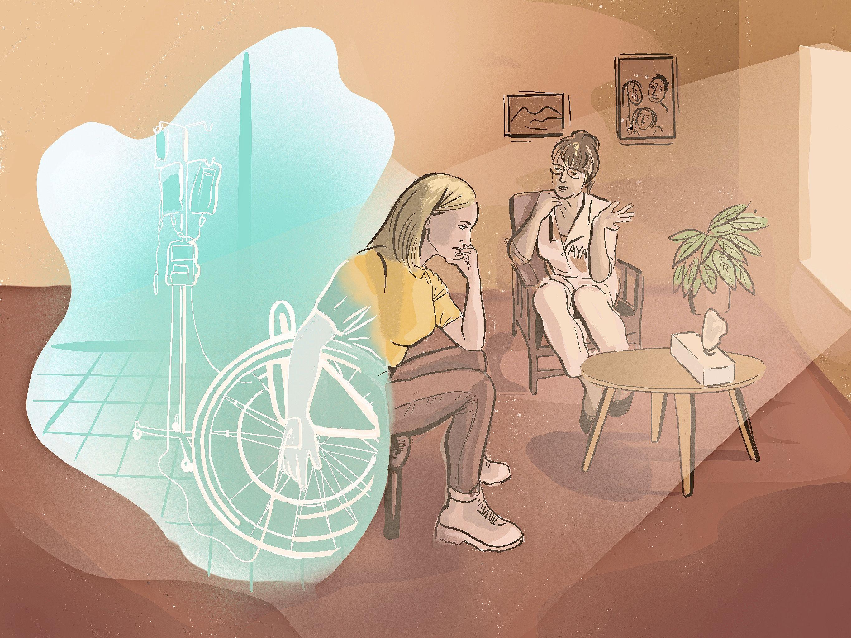 'Mijn toekomst viel in duigen, daar was geen aandacht voor': Specialistische zorg voor jonge mensen met kanker brengt daar verandering in