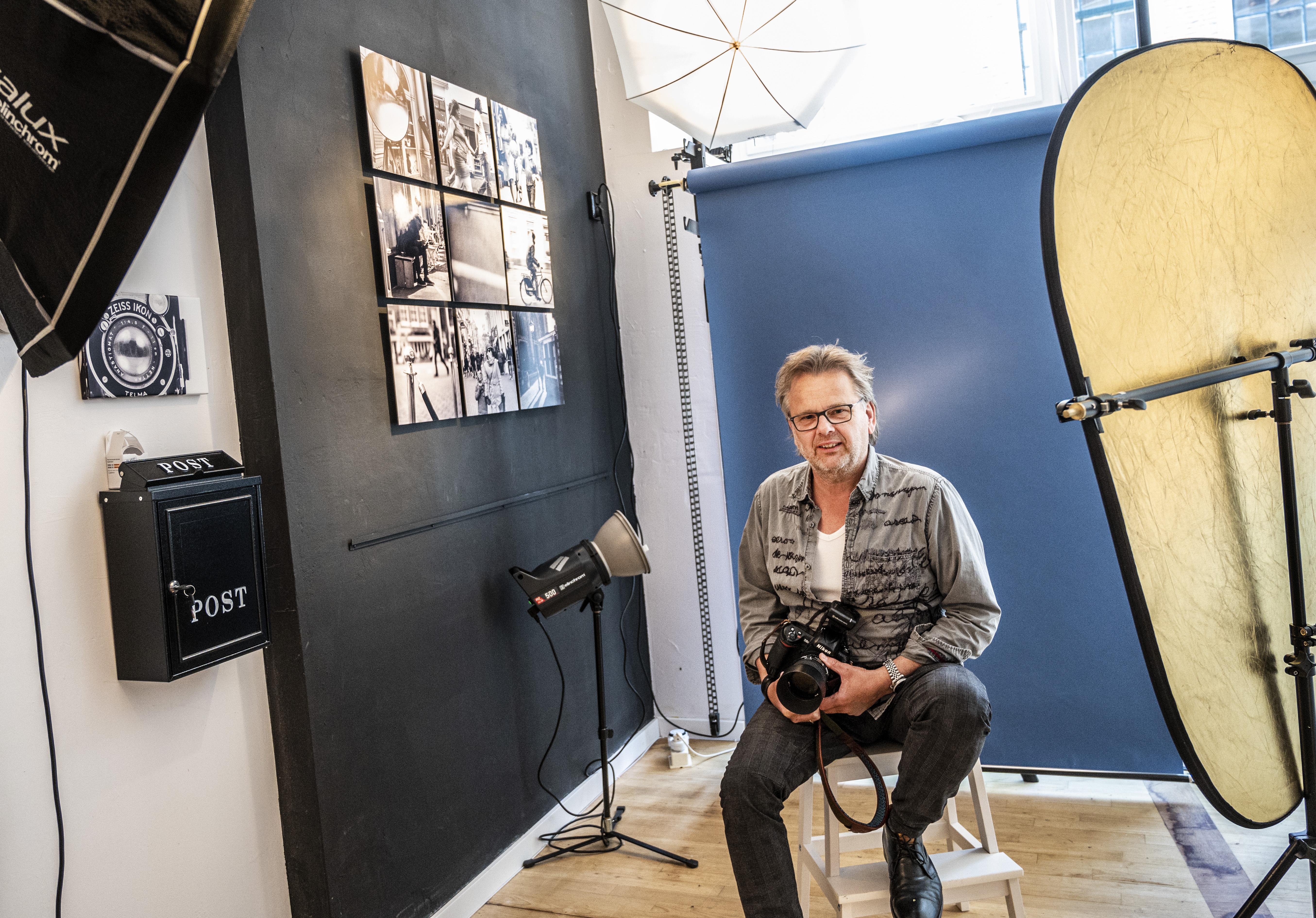 Haarlemmer Arnold Bartman over de liefde voor het fotograferen van scholieren: 'Een kind is een spiegel'