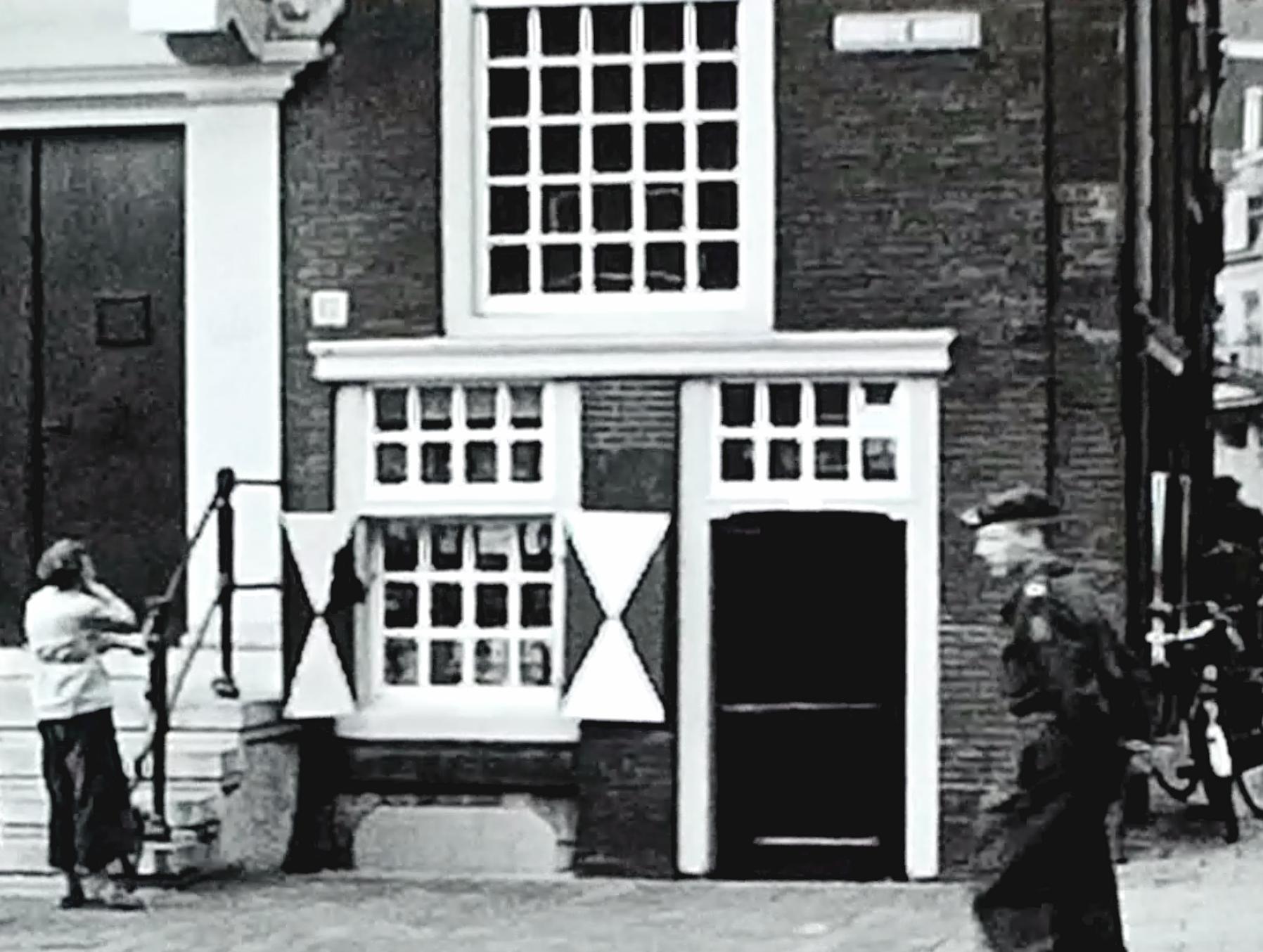Bewegend Verleden: rondom de Grote Markt in Haarlem, 1957 [video]