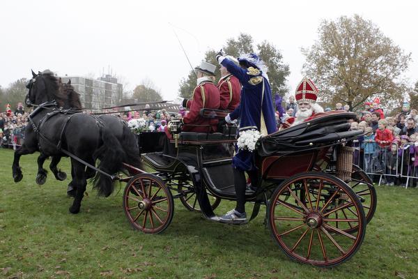 Sint logeert weer in Museum Soest