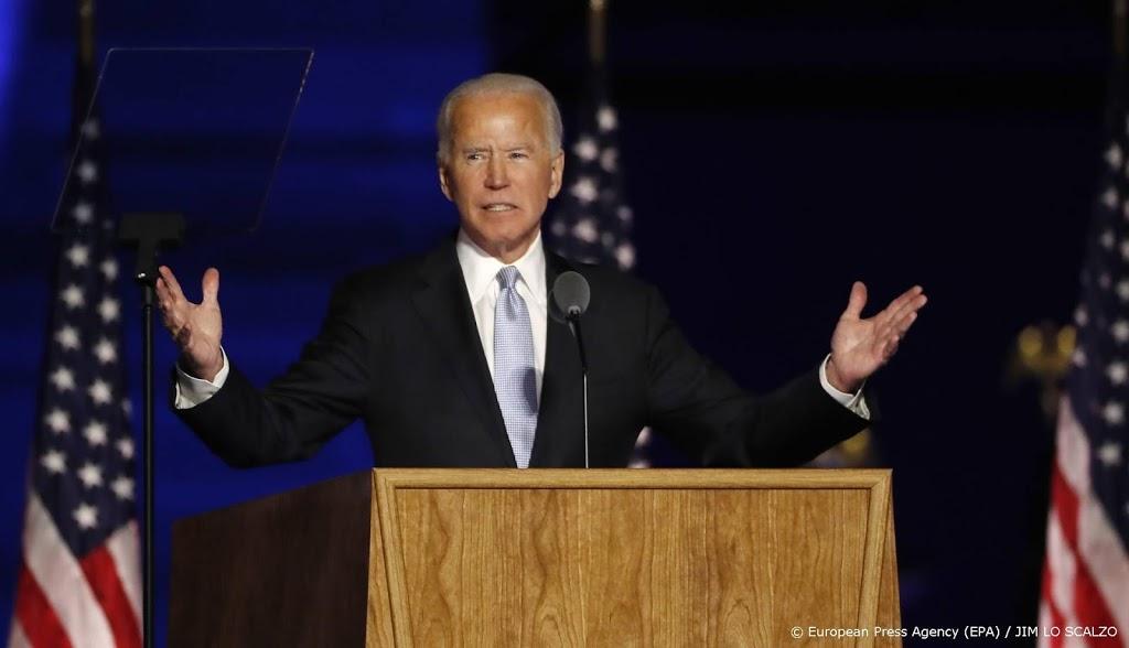 Duizenden manschappen extra voor beveiliging rond beëdiging Biden