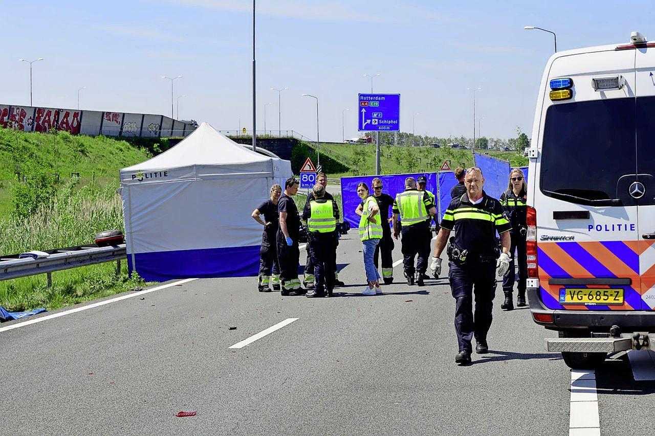 Heemskerker (51) overleden na verkeersongeluk in Badhoevedorp. Reanimatie mocht niet baten