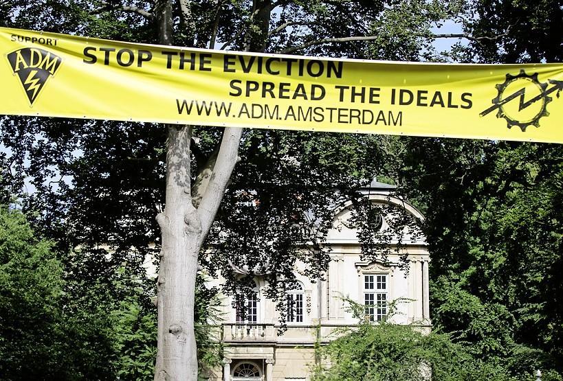 Krakers nog niet op straat: eerst uitspraak rechtbank van 17 december afwachten
