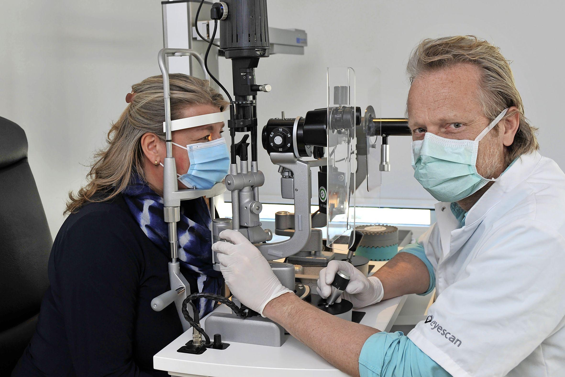 Uitbreiding oogzorg bij RKZ Eyescan komt in coronatijd als geroepen. Kinderen hebben nu hun eigen afdeling, inclusief speelruimte
