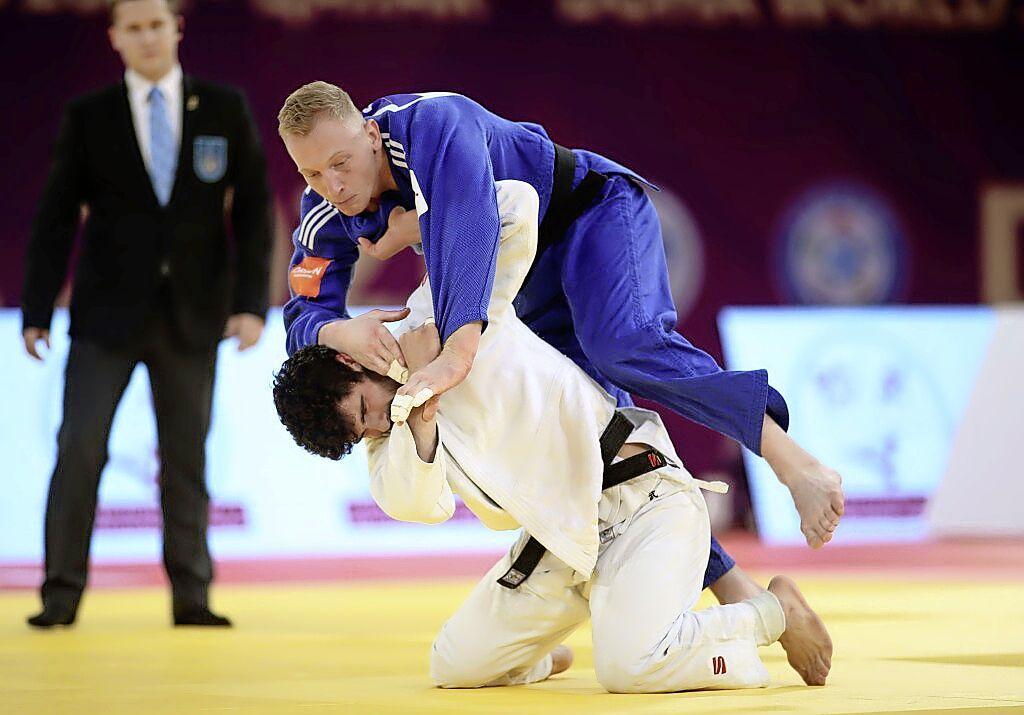 Judoka Frank de Wit heeft wegens serieuze coronaklachten besloten niet naar EK in Portugal te gaan: 'Ik merkte dat het toch wel flink wat impact heeft'