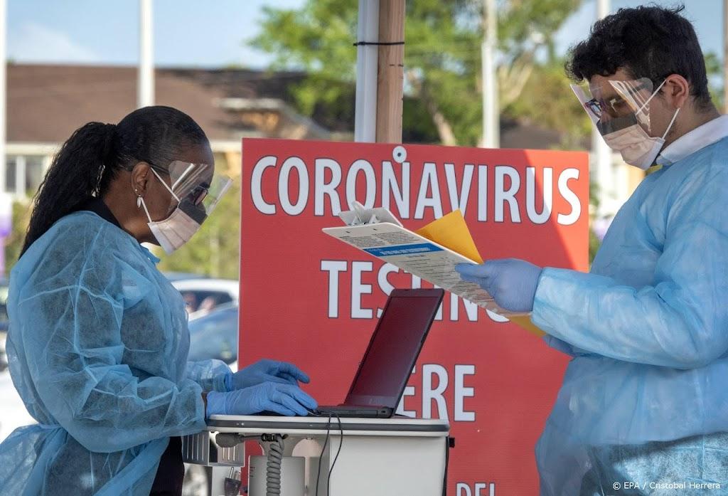 Recordaantal nieuwe coronabesmettingen in Florida
