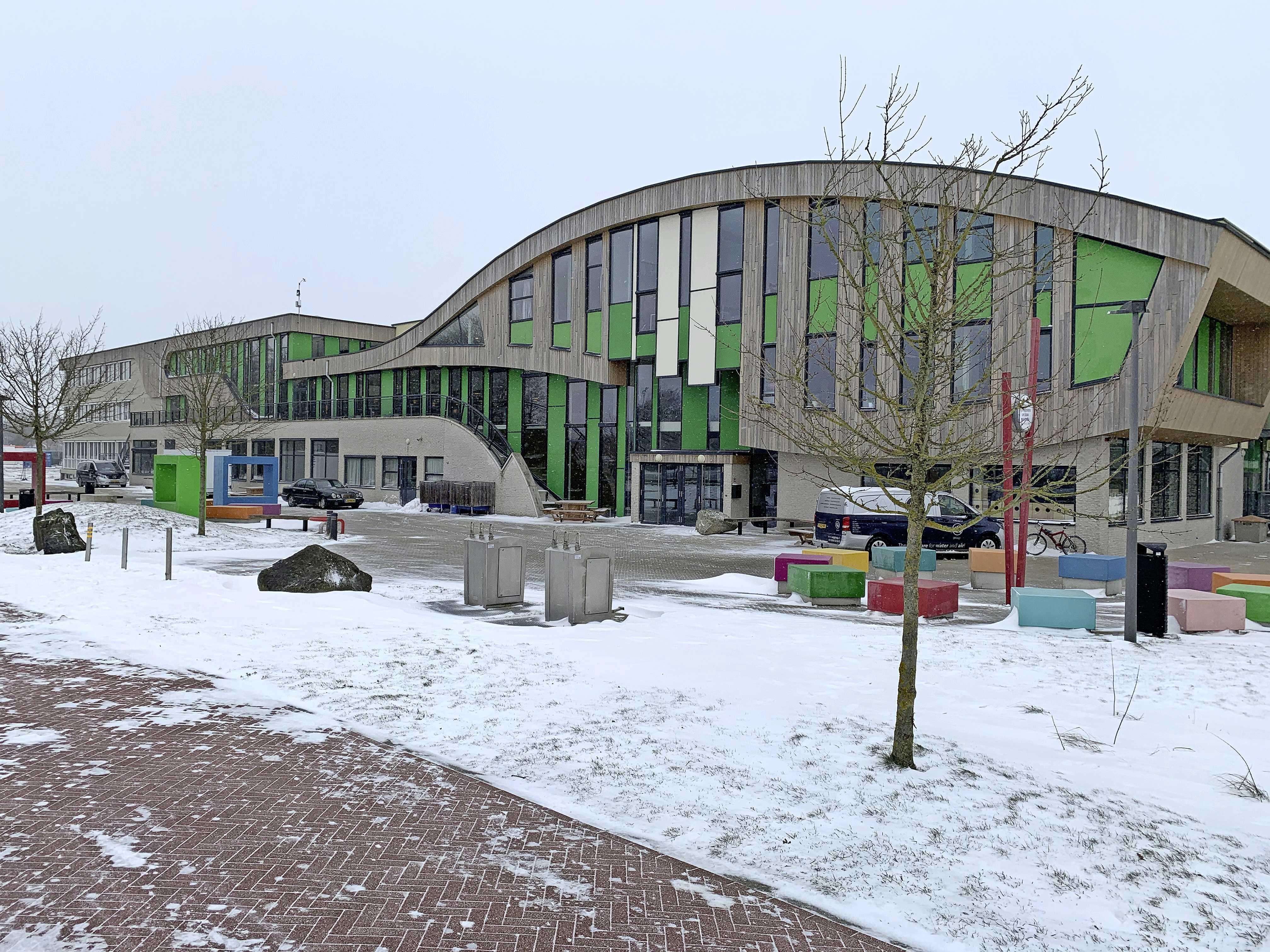 OSG De Hogeberg op Texel niet meer onder verscherpt toezicht. 'Dit geeft aan hoe veerkrachtig we zijn en hoeveel positieve energie er in het team is'