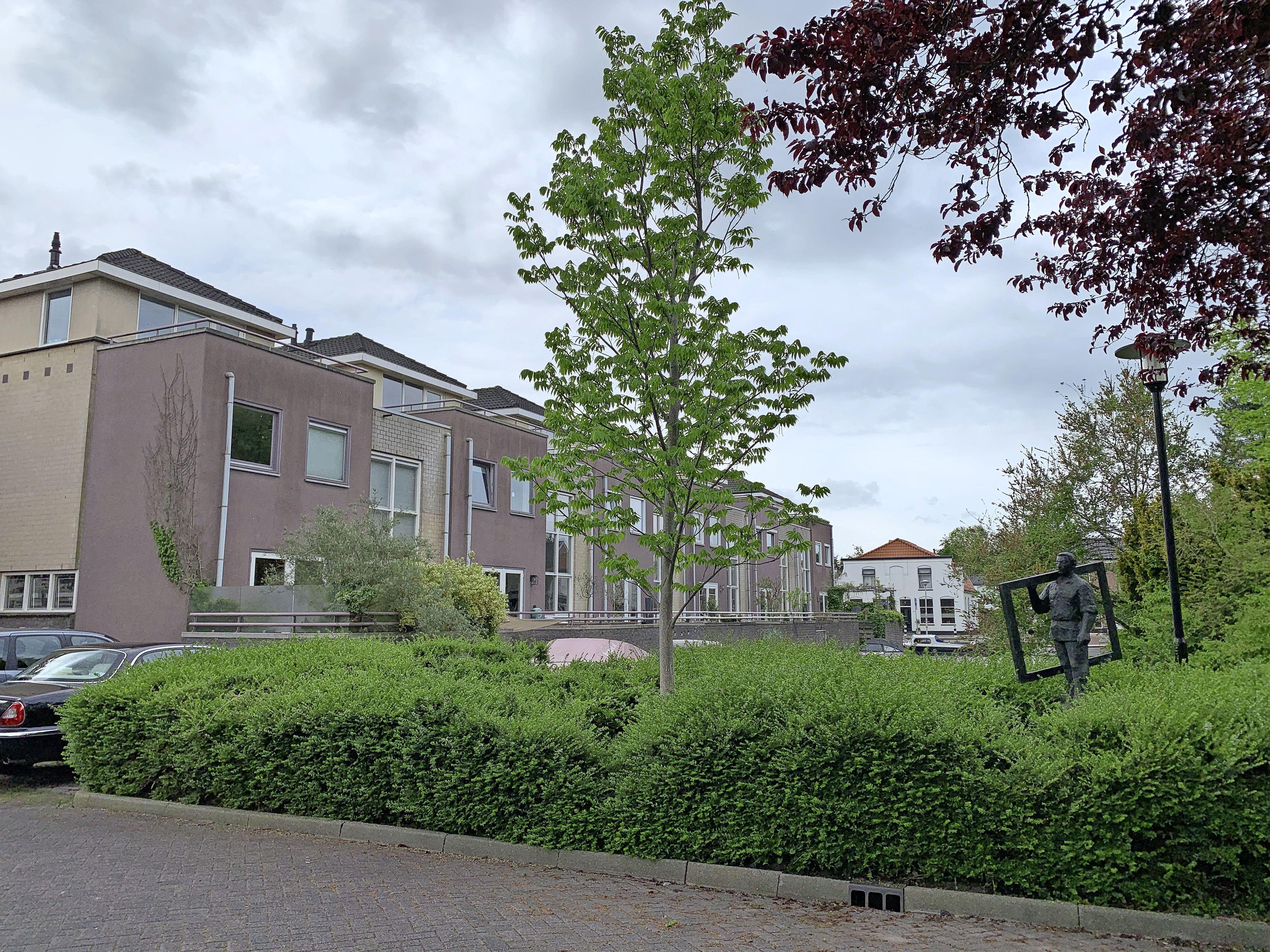 Bewoners laagbouw in Hillegom willen afvalcontainers voor hoogbouw niet voor hun deur
