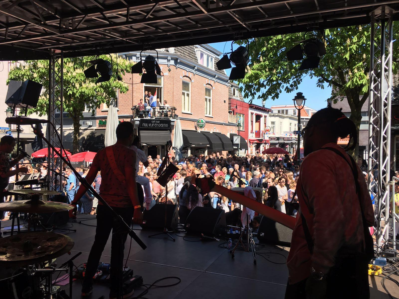 Hemelpop nieuw gratis festival Hilversum