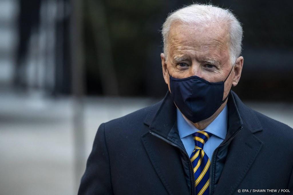 Biden neemt scherp afstand van 'America First'-politiek Trump