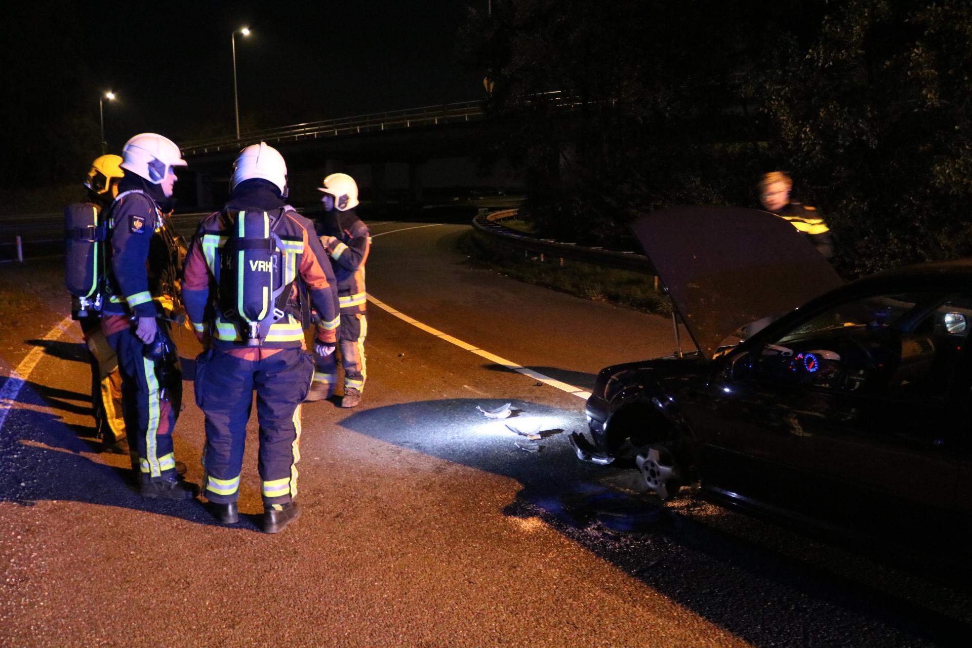 Beschonken automobilist aangehouden na roekeloos rijden door Rijnsburg