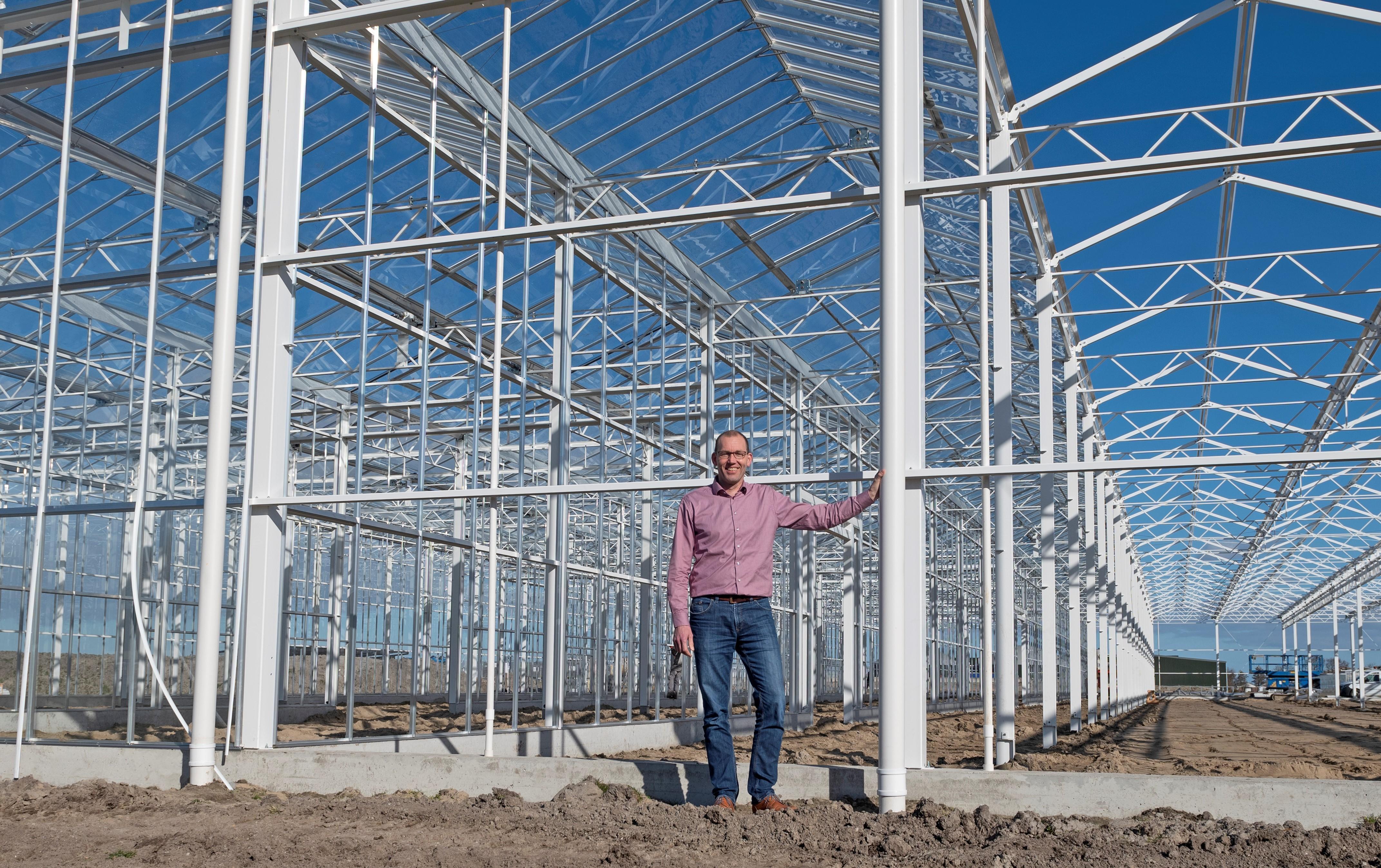 Zadenspecialist Bejo groeit door en wil bij de wereldtop blijven horen; 'We doen gewoon ons ding en daarin volgen we onze eigen visie', zegt directeur John-Pieter Schipper