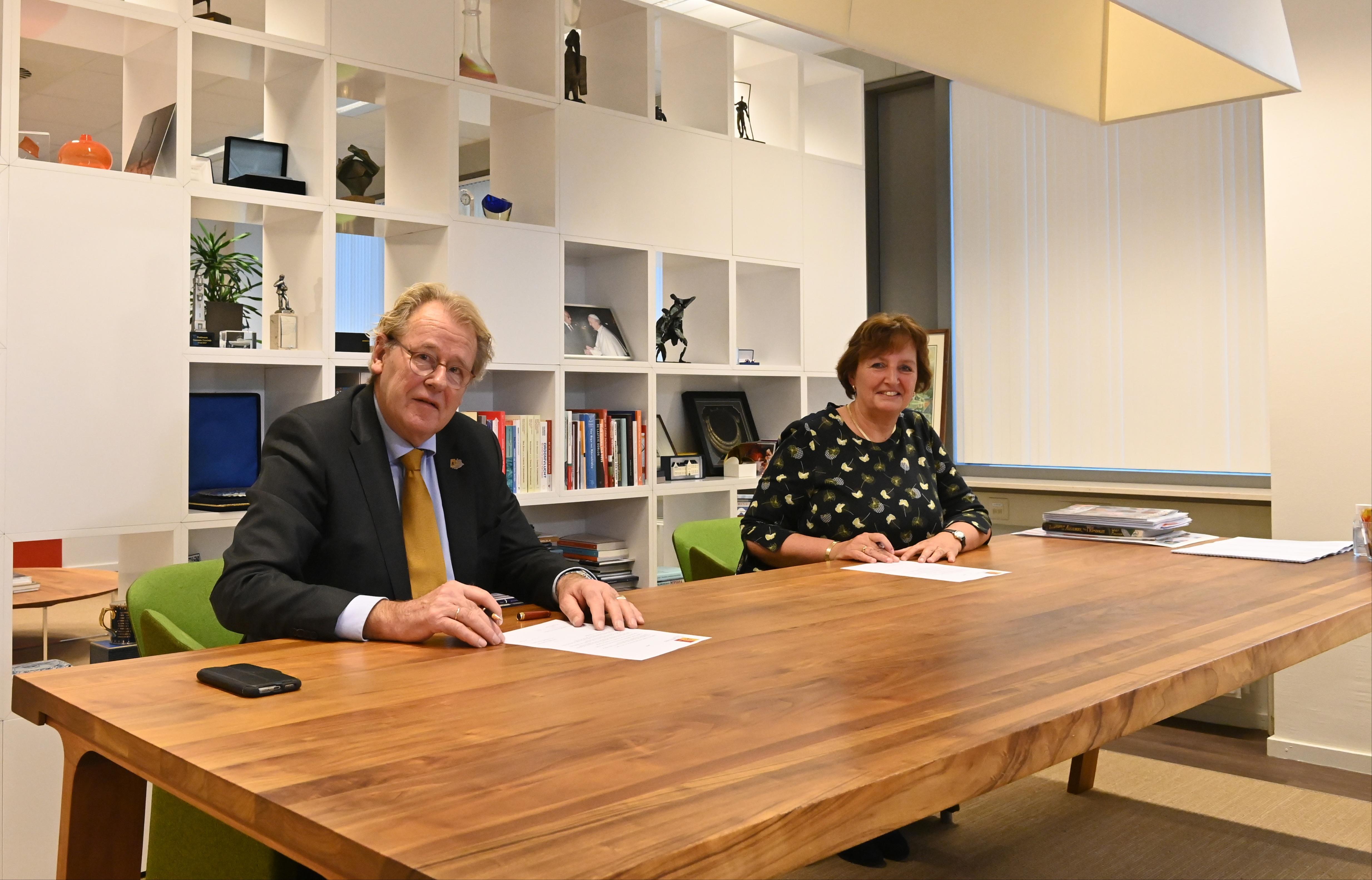 Herbenoeming burgemeester Liesbeth Spies is rond: tweede termijn in Alphen, tot eind 2026