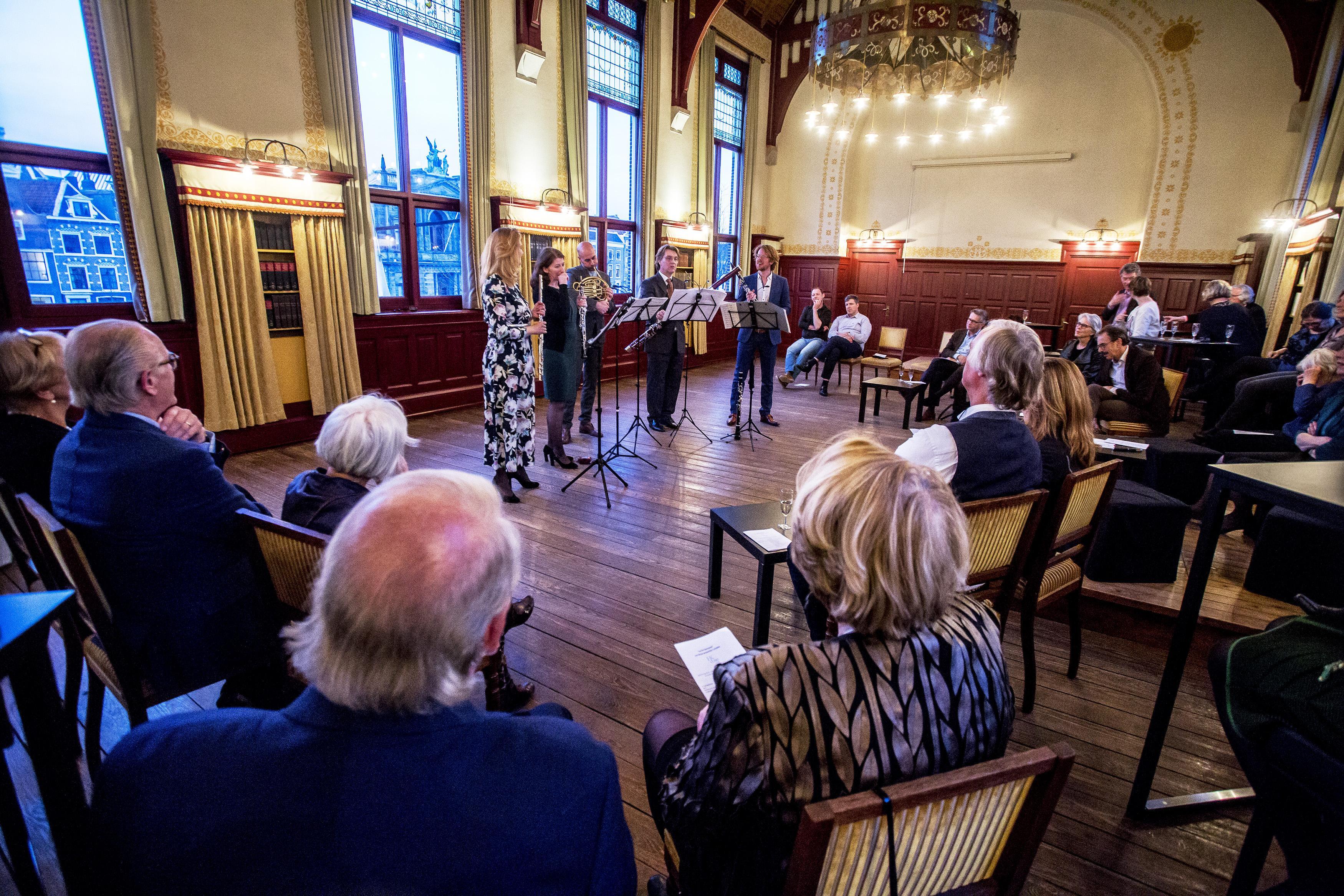 Huis Hodshon aan Spaarne vaker open [video, audio]