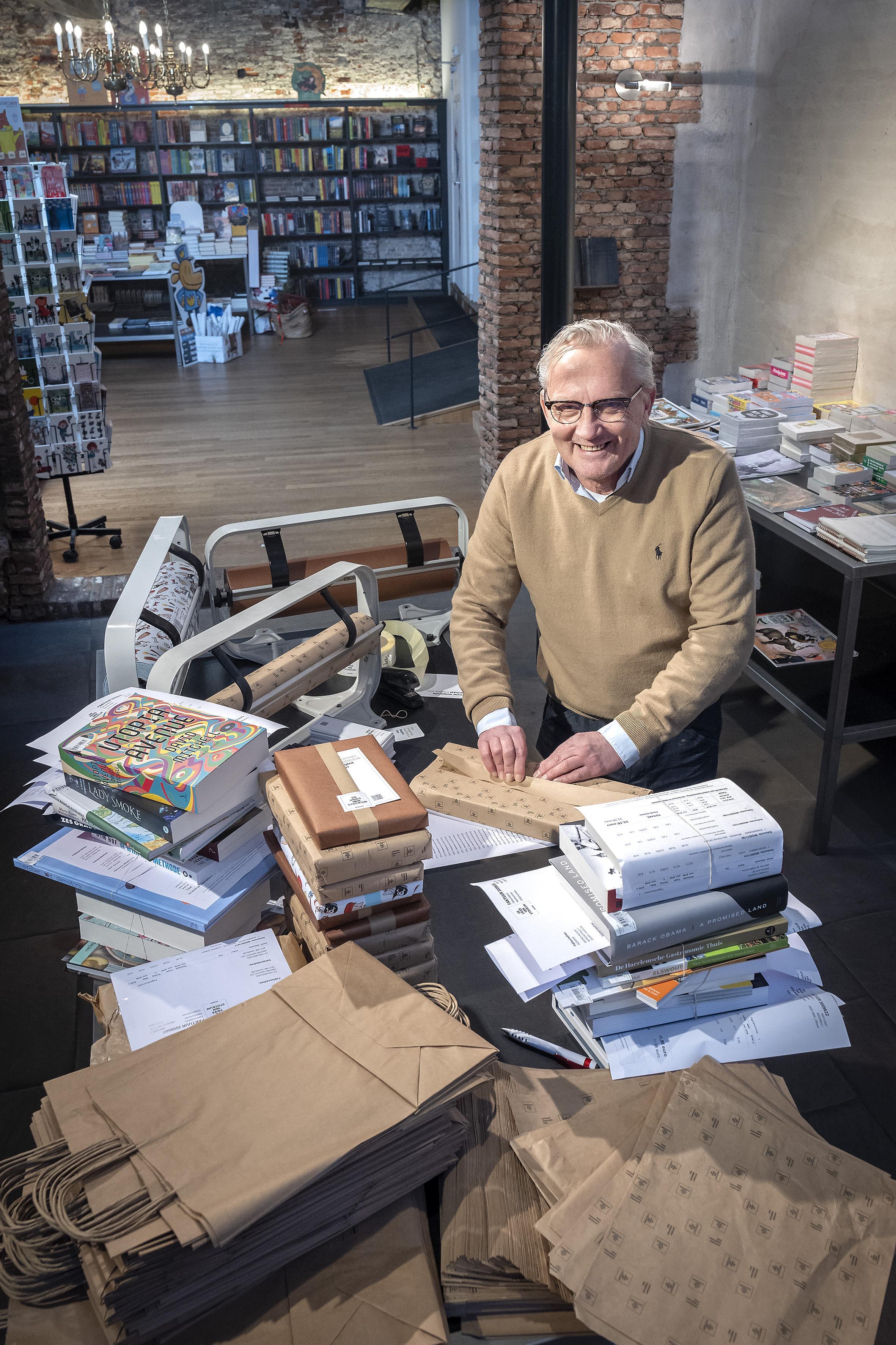 Campagne leidt tot enorme toename van verkochte boeken in de regio Haarlem; 'Dit overrompelt ons, het is echt hartverwarmend'