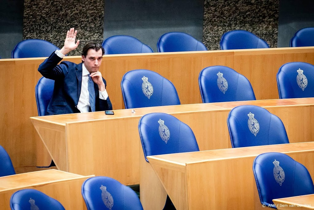 Ultimatum Statenleden: FVD-referendum Baudet moet van tafel