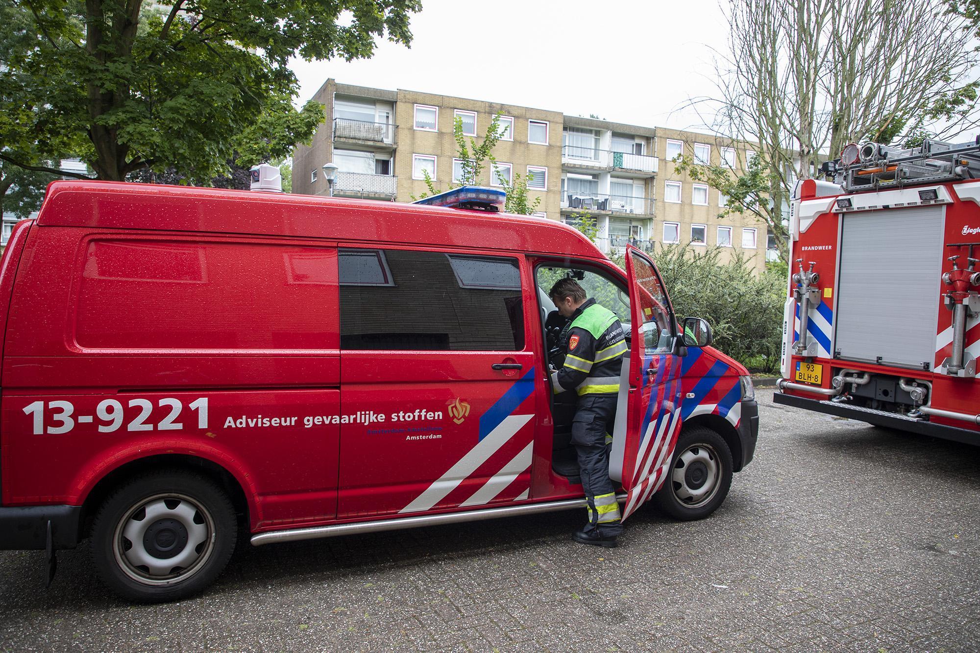 Benzinelucht in Molenwijk blijft raadsel: 'Het kan van alles zijn geweest'