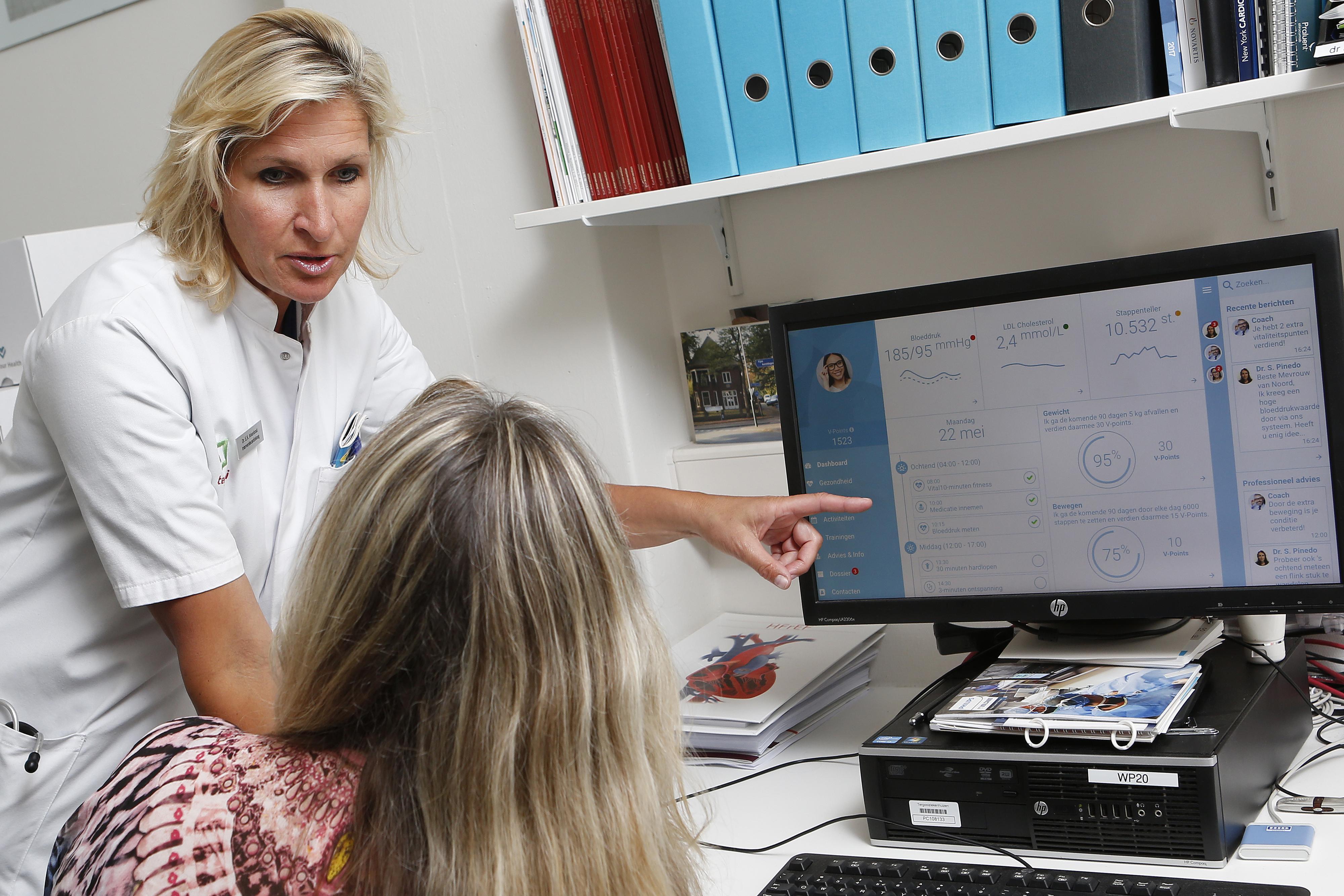 Beloning voor goed gedrag hartpatiënten Tergooi: korting in winkels
