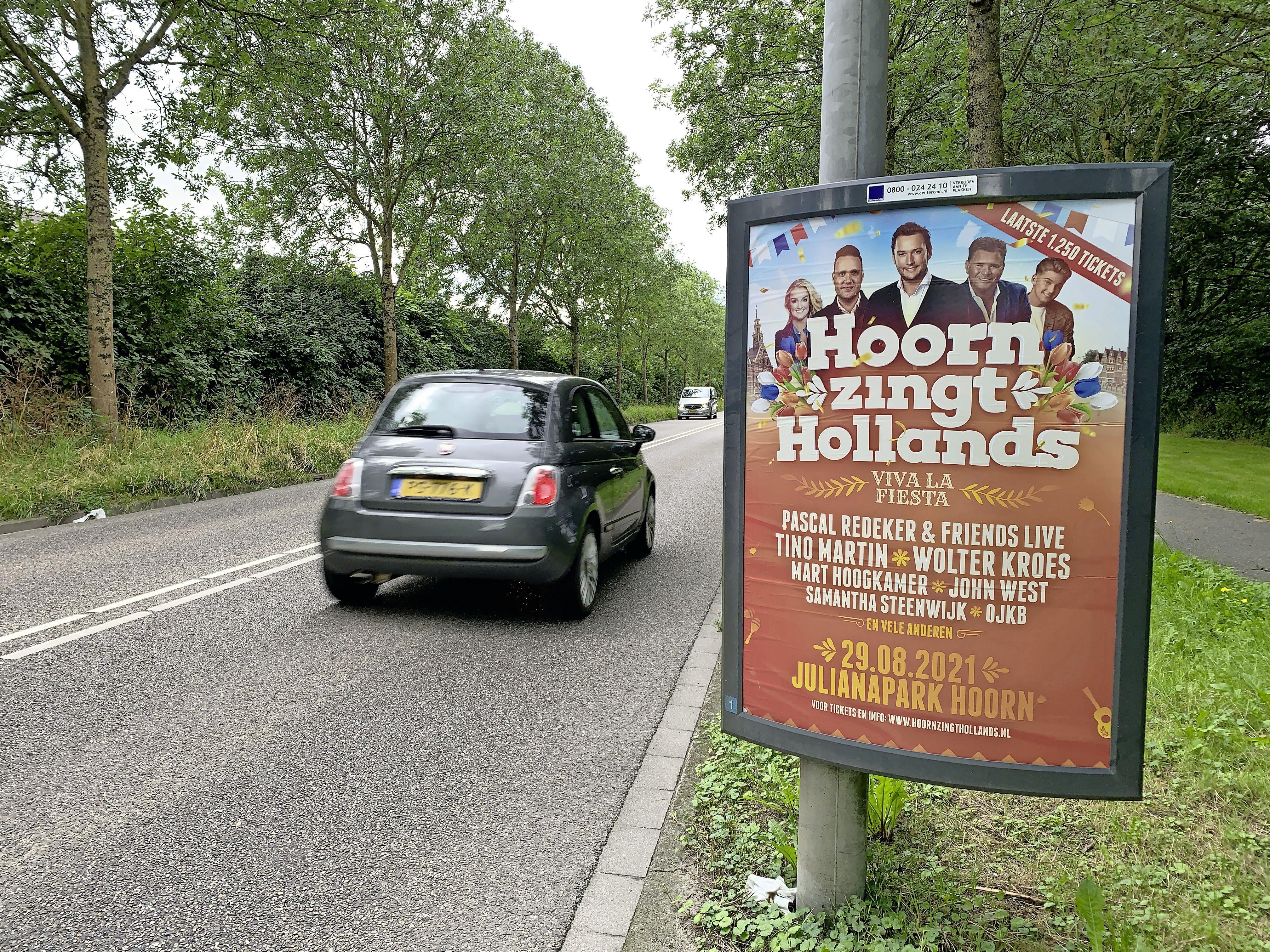 Outdoor Stereo en Hoorn zingt Hollands ook dit jaar geschrapt; organisator 'kan precies niets' met maximum 750 bezoekers