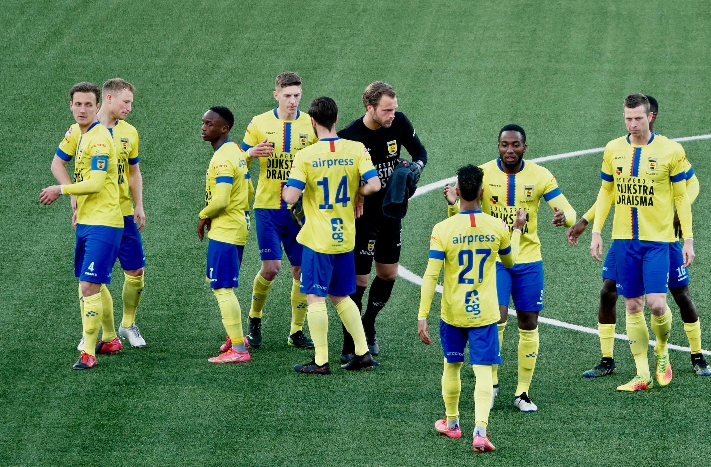 Op zijn Noord-Hollands naar de eredivisie: het geheim van de Friese club Cambuur